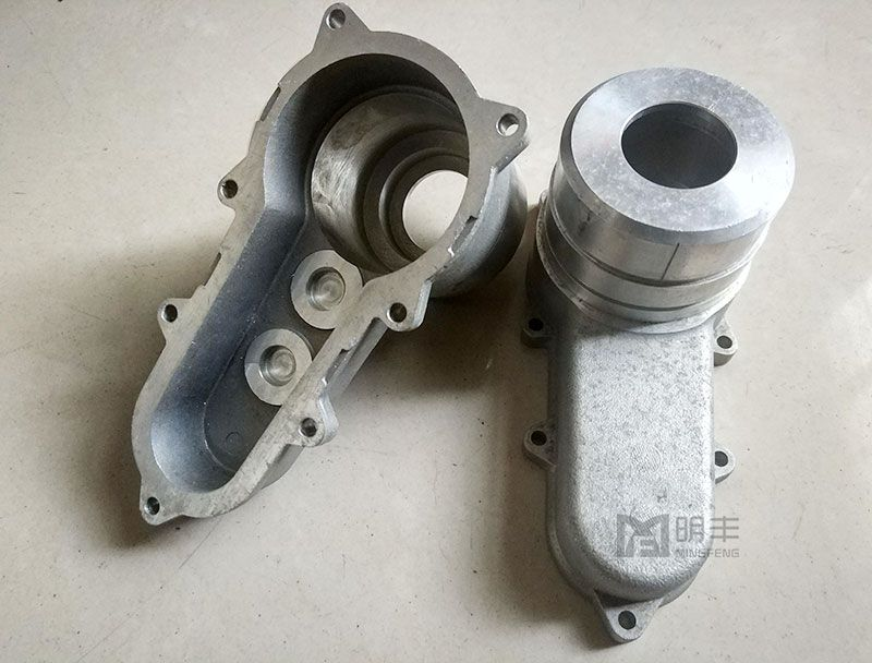 Direct Manufacture shanghai Aluminum Die Casting Service