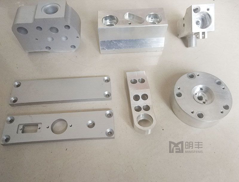 Cnc machining aluminum assembly service