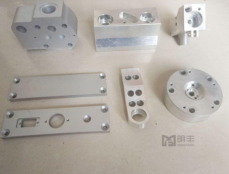 Cnc machining aluminum assembly service