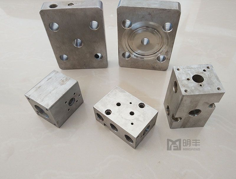 Custom precision steel sheet aluminum metal stamping parts fabrication services