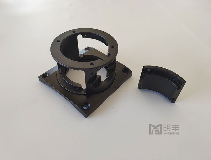 Custom CNC Milling Telescope Parts