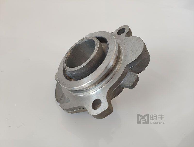High quality cheap China Aluminum Cylinder head