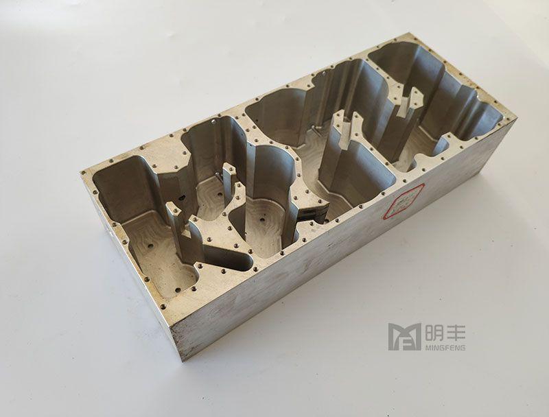 Custom Pressure casting Aluminum Rejector