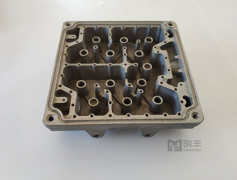 High quality custom aluminum die casting Filter