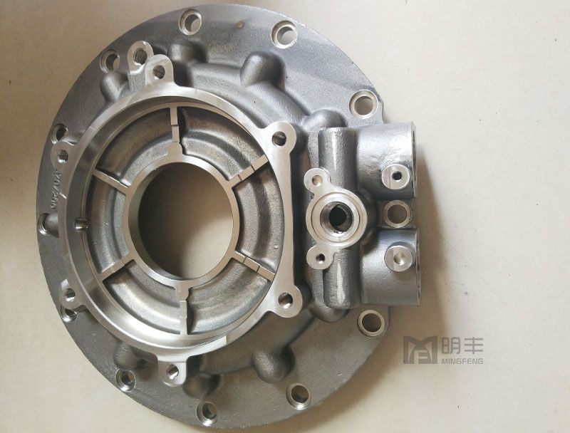 Stainless Steel CNC Machining water pump parts