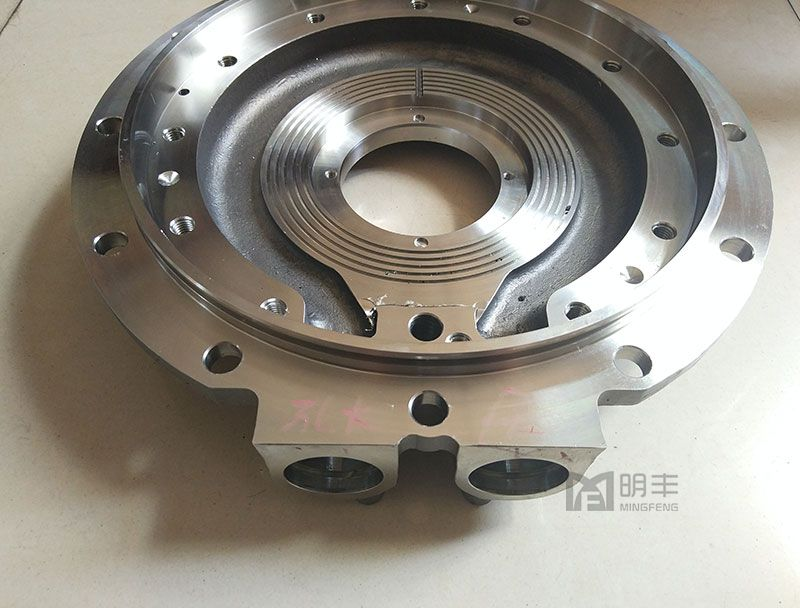 High quality precision water pump parts