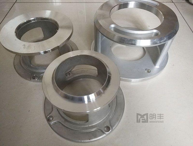 Cheap High Precision cnc machining connecting base