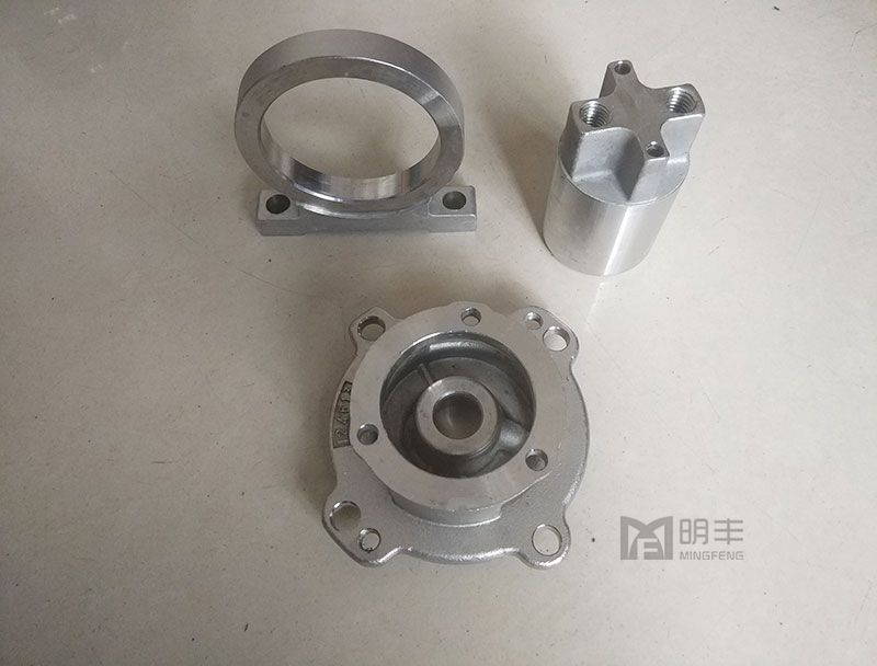 Stainless Steel CNC Machining axis