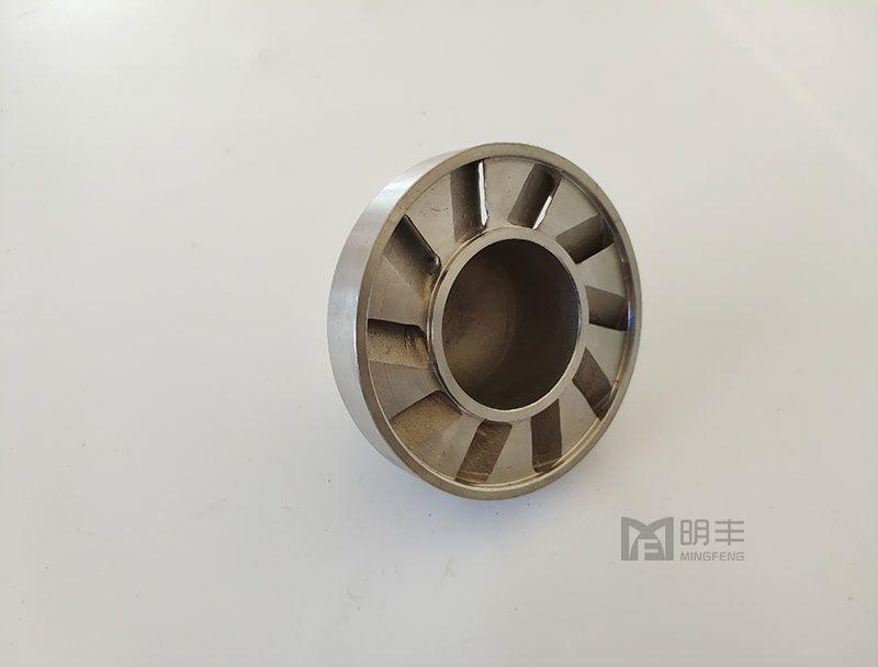 Custom Professional SS CNC machining Deflector