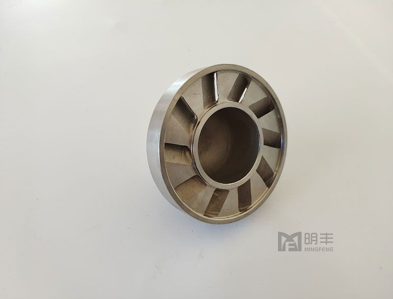 Custom Professional SS CNC machining Deflector