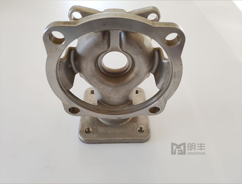 China Cheap investment casting water pump