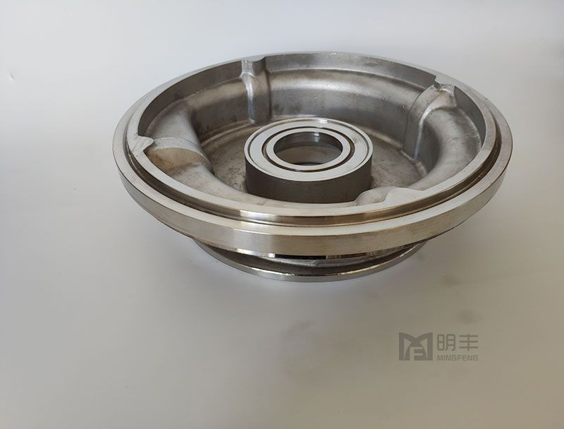 Stainless steel casting with CNC machining Pedestal