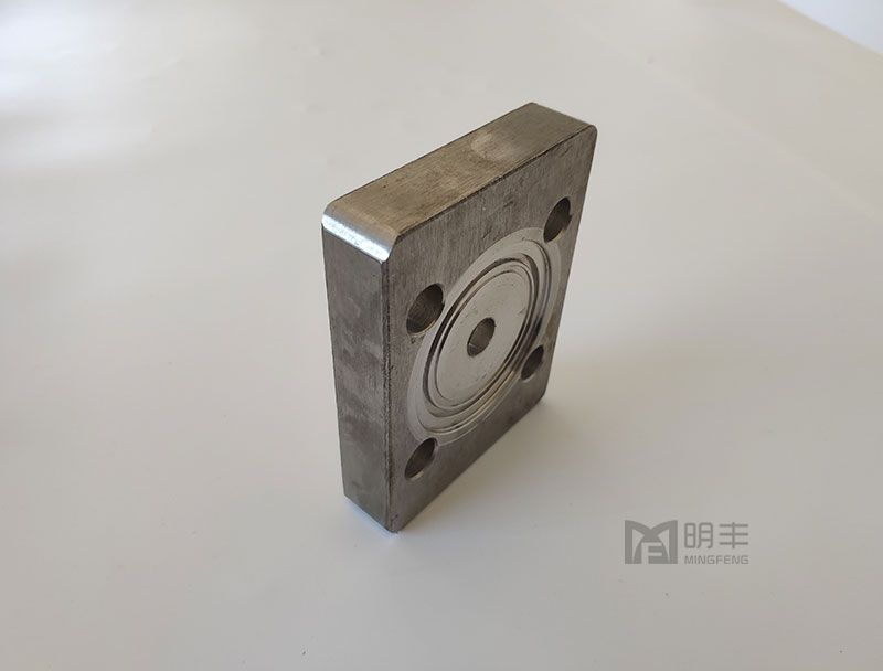 OEM sheet metal fabrication Valve Block