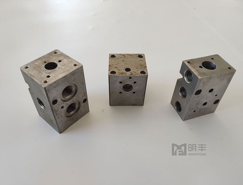 China customized precision stainless steel Valve Body