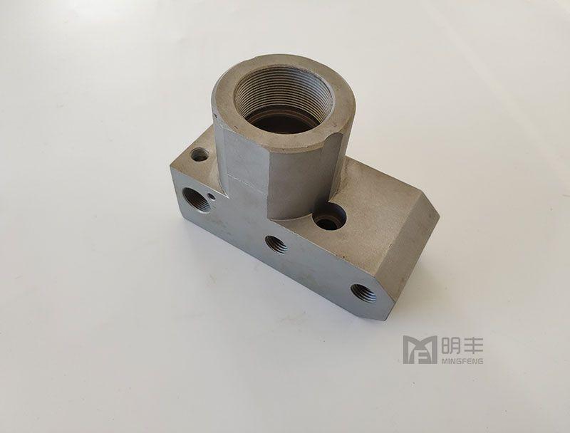 High quality precision aluminum extrusion cnc machining Fastener