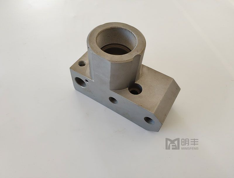 High quality precision aluminum extrusion cnc machining Fastener