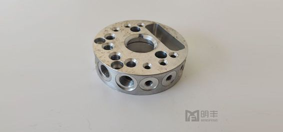 What Effect Does CNC Part Rough Machining Have On The Part?