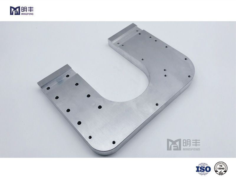 High quality custom Machining Mounting plate