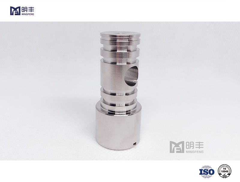 CNC Precision Turning Machining Orifice Stem