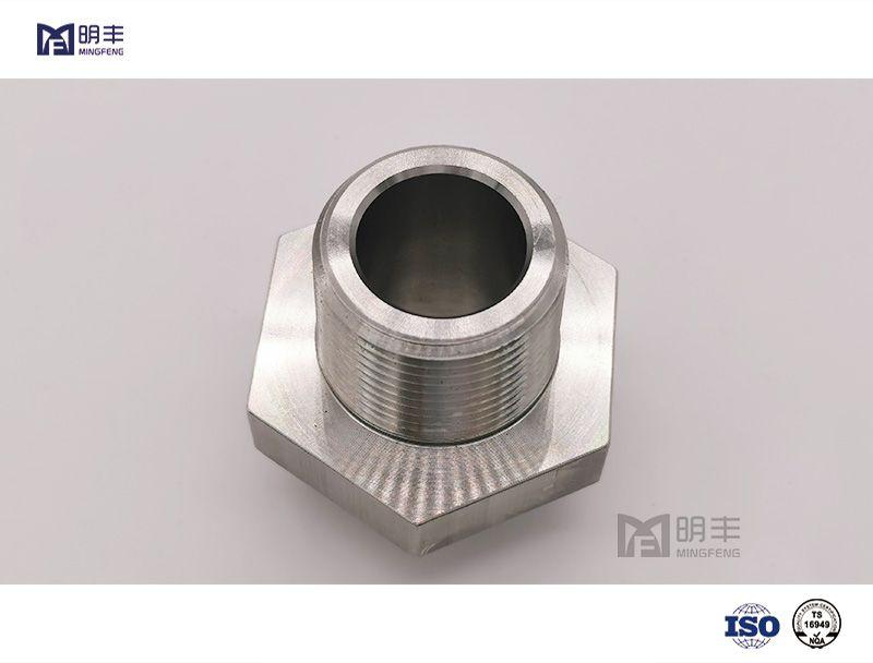 CNC OEM machining  Medium Vent Mounting Fitting