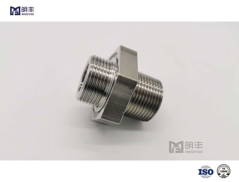 CNC OEM machining  Medium Vent Mounting Fitting
