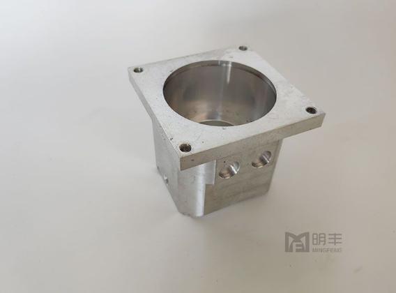 CNC Milling Radlagerbock Parts