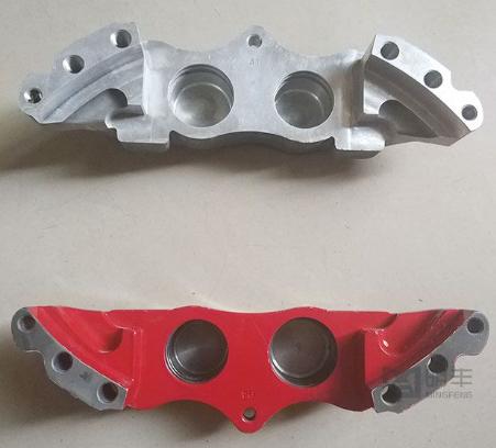Precision Forging CNC Machining
